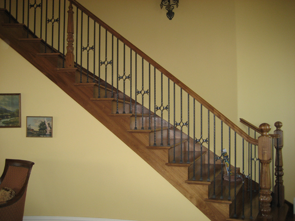 Interior Wrought Iron Railing Sacramento Wrought Iron Railing