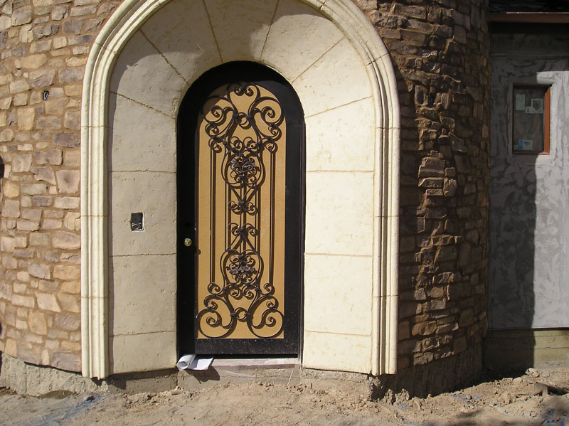 Enchanting Iron Entry Doors Sacramento Images Exterior Ideas 3d