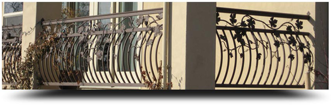 Wrought Iron Sacramento Wrought Iron Gates Wrought Iron