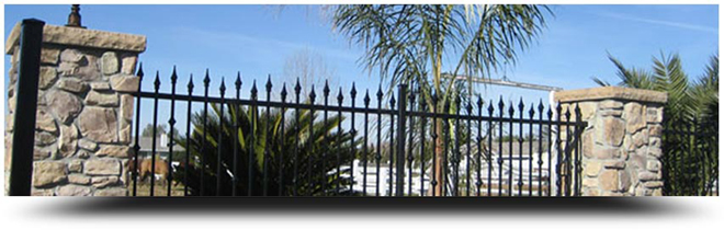 Wrought Iron Fence Sacramento Iron Fencing Sacramento